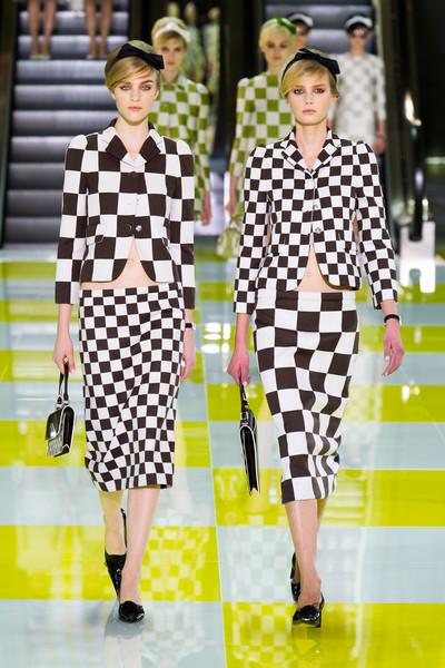 Louis Vuitton Spring 2013 @ Paris Fashion Week.